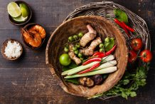The Basic Ingredients for Authentic Thai Cooking