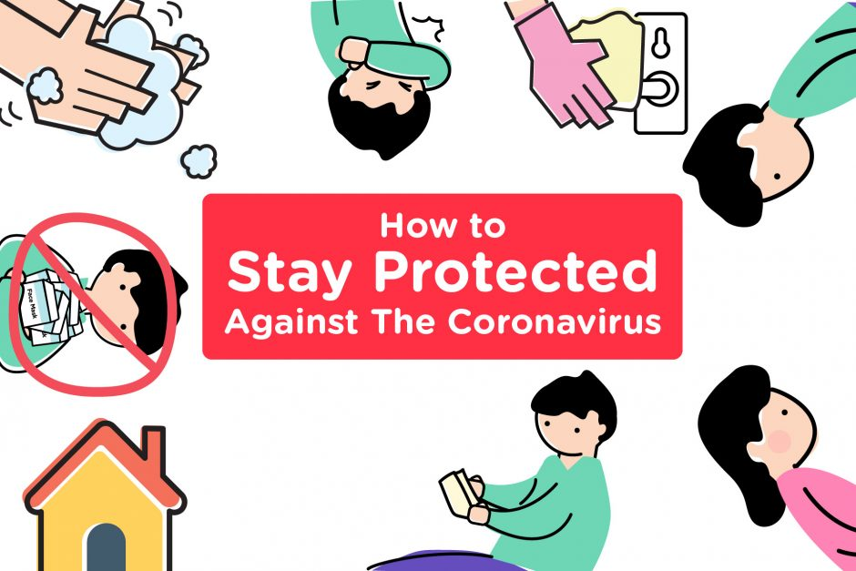 How to Stay Protected Against The Coronavirus