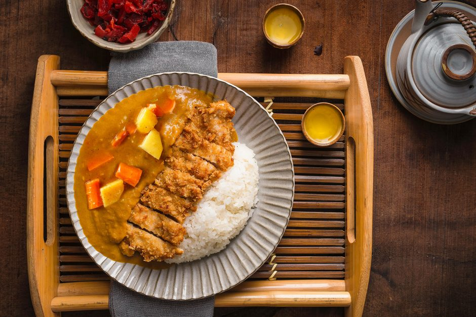 Japanese Curry: A Heritage of Taste
