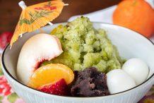 Japanese Matcha Green Tea Shaved Ice