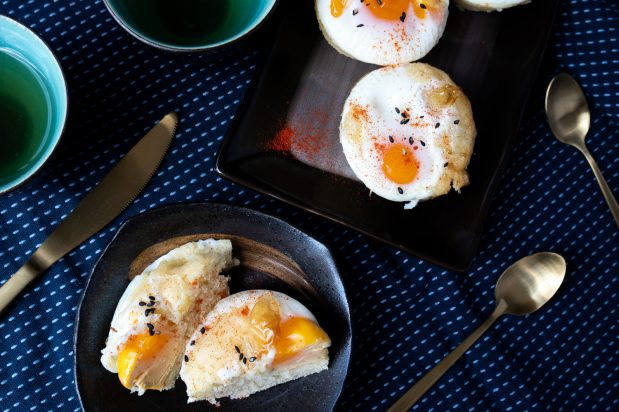 Korean Egg Bread (Gyeran-ppang)