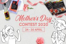 Mother's Day Contest 2020