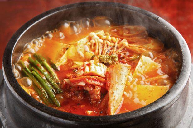 Kimchi Stew (Kimchi Jjigae)