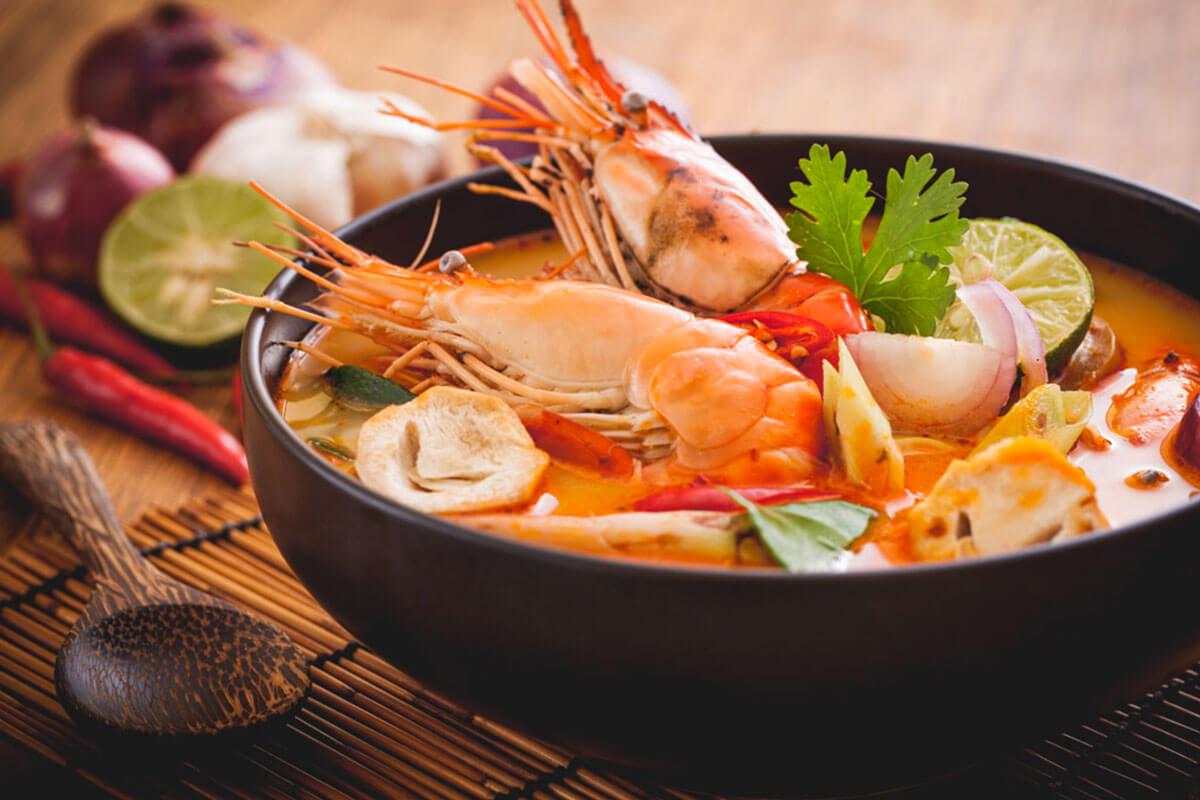 5 Dishes That Define Authentic Thai Flavours