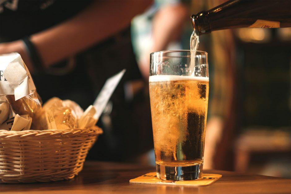 Beverage Matching: Beer