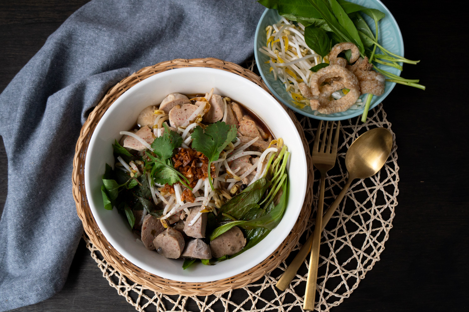 Thai Boat Noodles Asian Inspirations,How Long Do Bettas Live In Fish Bowls