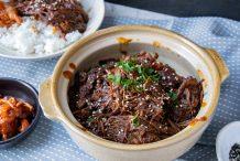 Slow Cooker Korean Pulled Beef