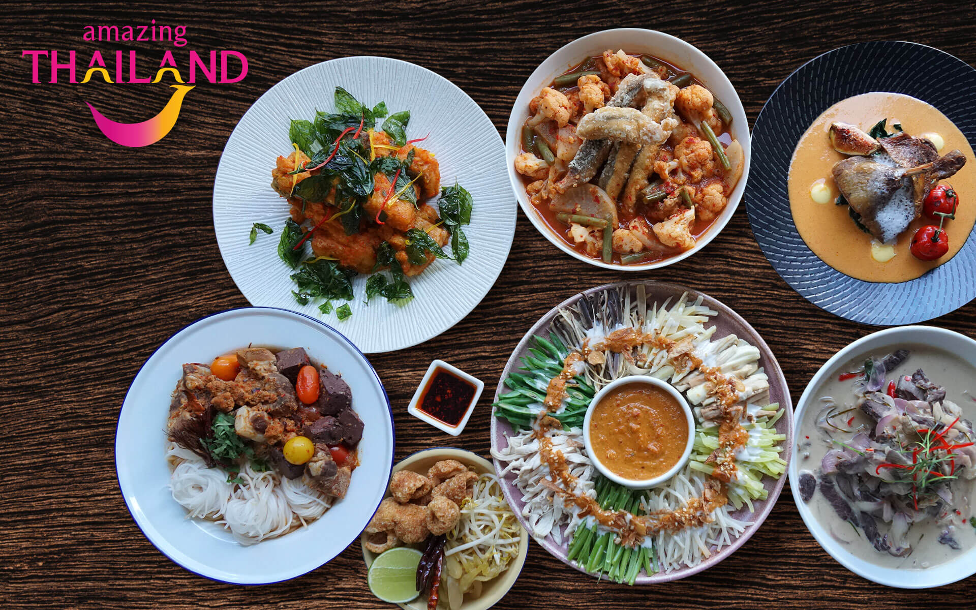 Exquisite Thai Flavours: Heritage, Traditional & Modern