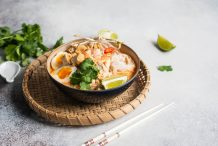 Laksa: The Soup of Hundred Thousand Flavours