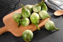 Mini Apple Eggplant