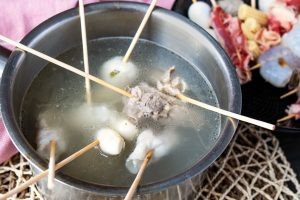 Skewers Hot Pot (Lok-Lok)