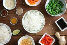 Get Tasty with Rice & Noodles