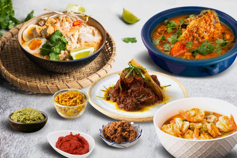 Exciting Asian Curries