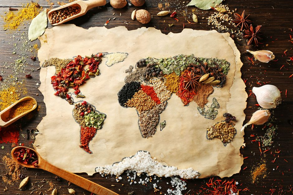 Intriguing Origins of Asian Spices
