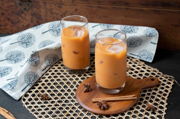 Iced Thai Milk Tea