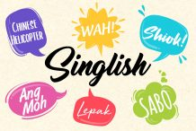 Singlish: A Multicultural Heritage