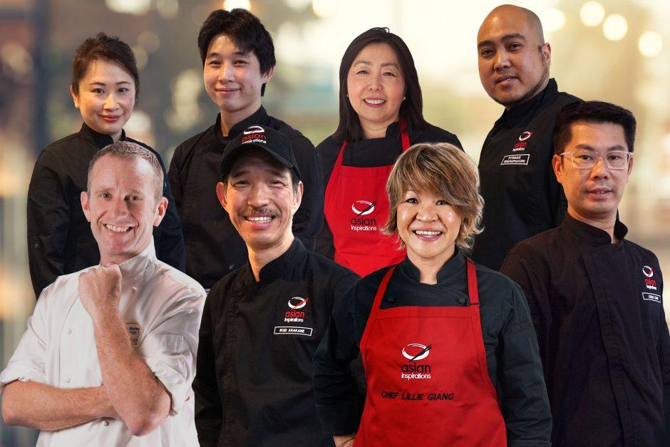 Inspiring Asian Tastemakers