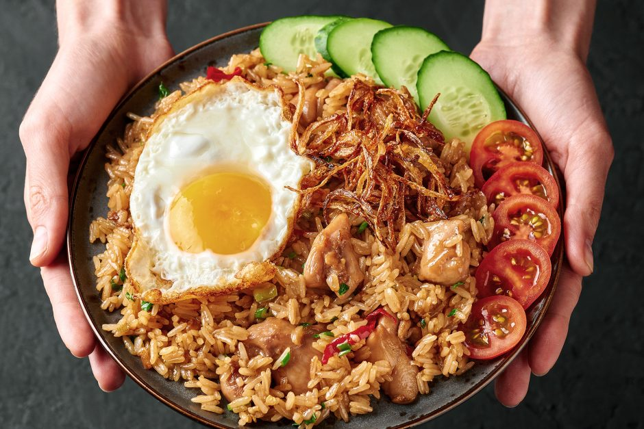 Nasi Goreng: The Tastiest Fried Rice