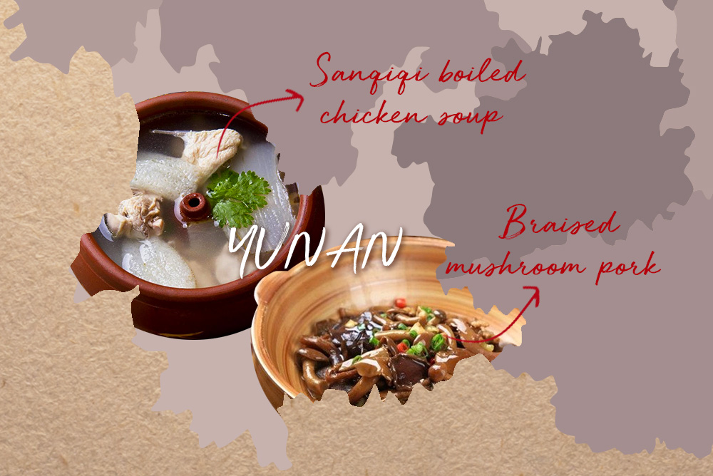 Southern Chinese Cuisines: Rich, Diverse & Delicate