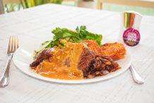 Massaman Steak and Salad