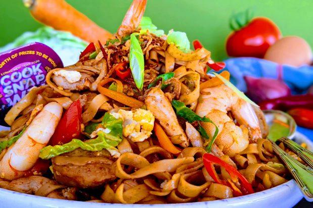 Mie Goreng Jawa (Javanese Fried Noodles)