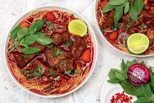 Bo Kho (Vietnamese Beef Noodle Soup)
