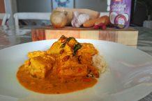 Thai Carrot and Pumpkin Curry