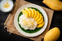 The Curious Yumminess of Glutinous Rice