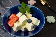 Wasabi No-Churn Ice-Cream