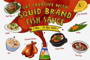 Get Creative with Squid Brand Fish Sauce