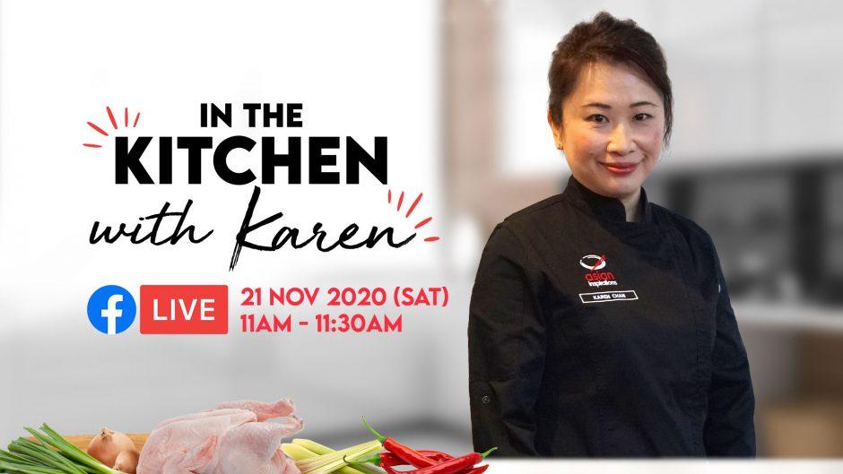 In the Kitchen with Karen