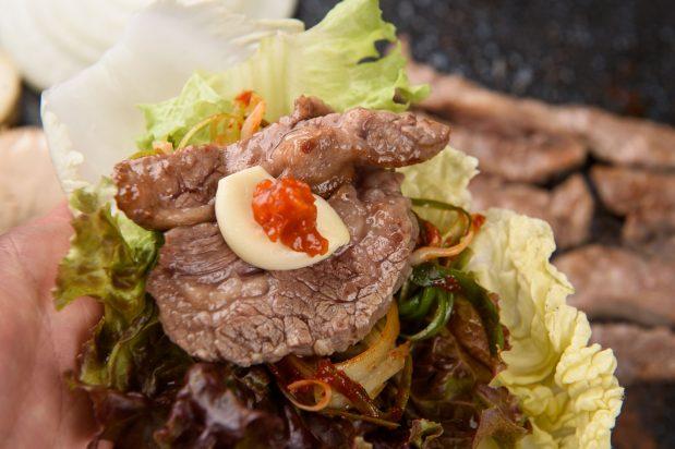 Korean BBQ at Home (Sogum Gui)