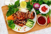 Bun Ga Thom (Vietnamese Fragrant Chicken Vermicelli)