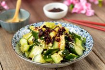 Chinese Smashed Cucumber Salad