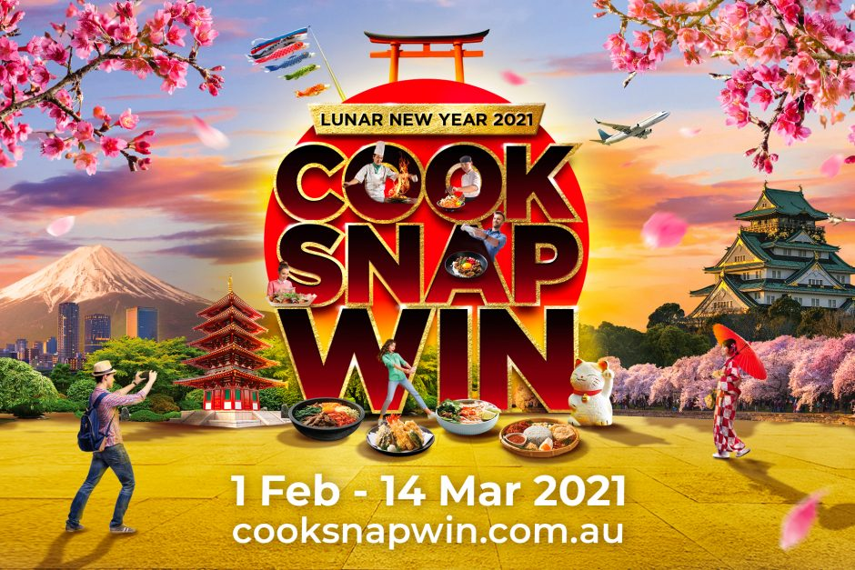 COOK SNAP WIN 2021