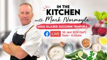 In the Kitchen with Mark Normoyle