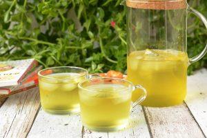 Cold Brew Green Tea (Mizudashi Ryokucha)