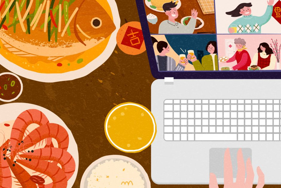 How to Celebrate a Virtual Lunar New Year