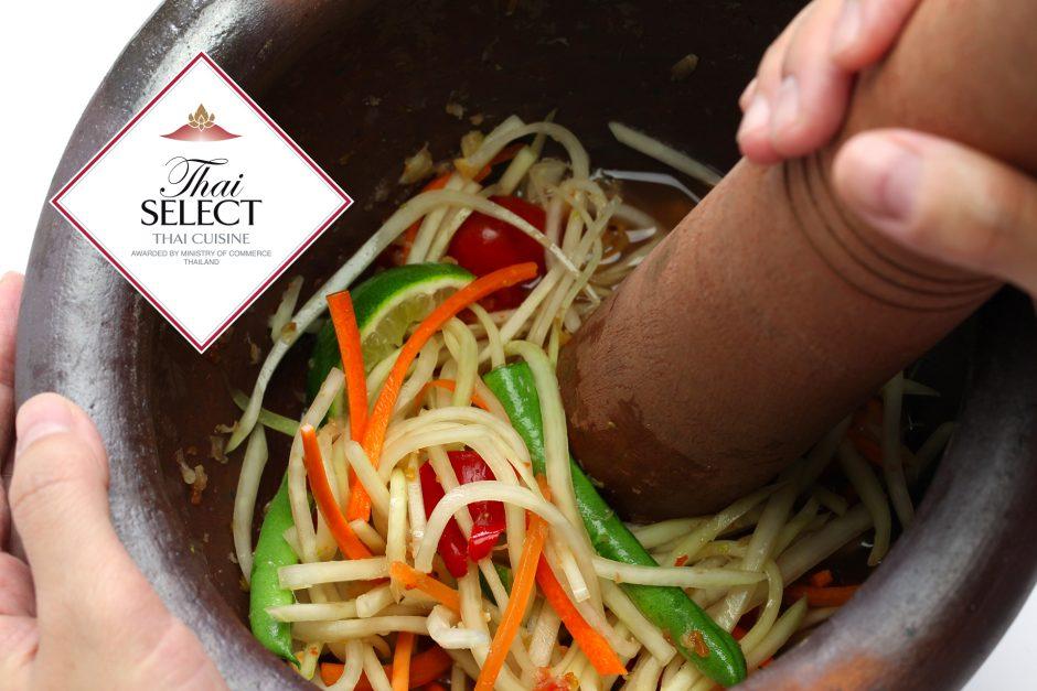 6 Techniques of Authentic Thai Cooking
