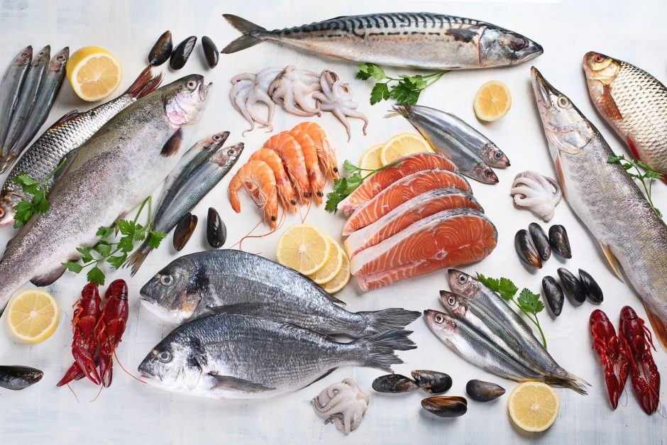 Aussie Fishes for Asian Cooking