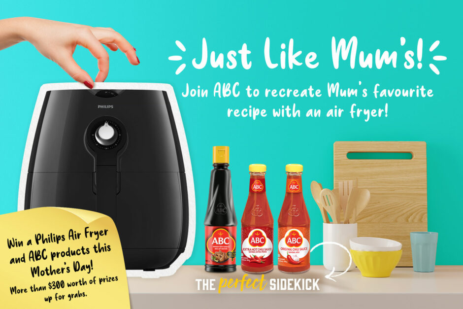 Just like Mum's! Mother's Day Contest 2021