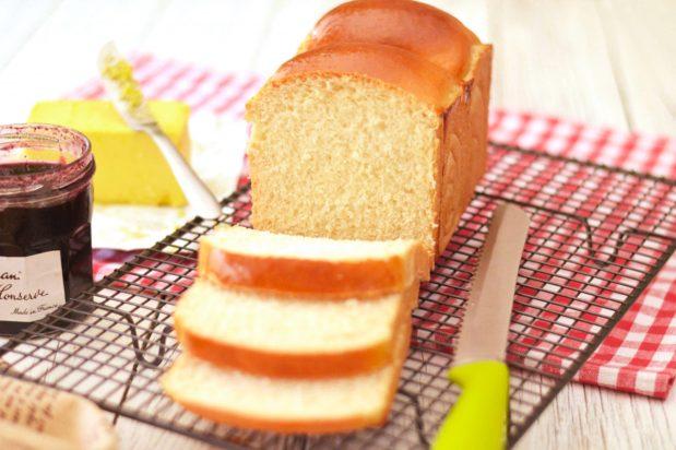 Shokupan (Japanese Milk Bread)