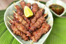 Mum's Favourite Air Fryer Pork Satay