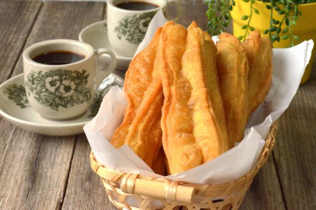 Chinese Fried Dough (Youtiao)