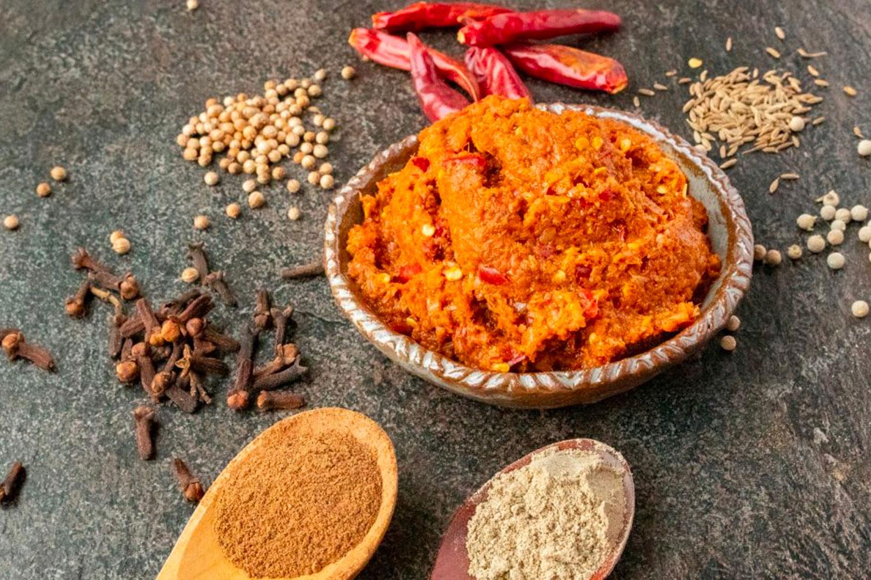 Massaman Curry Paste