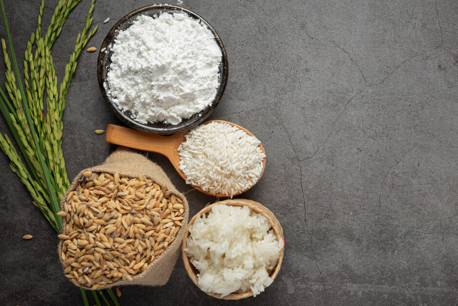 6 Tasty Goodies Made of Rice