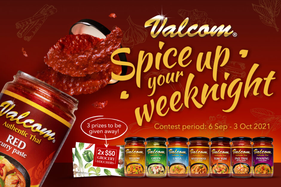 Valcom Spice Up Your Weeknight! Contest