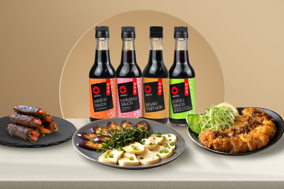 Imbue Your Cooking with Umami Japanese Flavours from Obento